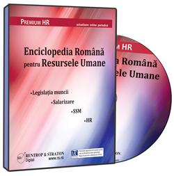 DA, doresc sa comand Enciclopedia Romana pentru Resursele Umane